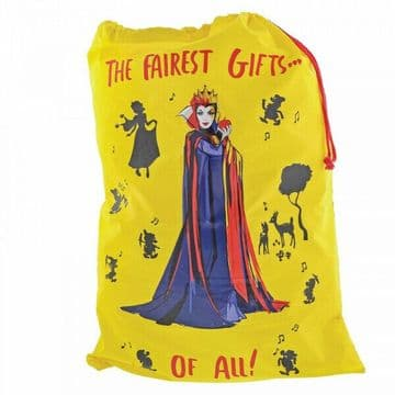 Disney A30239 The Fairest Gift Sack - Evil Queen New With Tag
